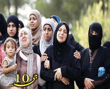 ازدواج اجباری زنان زیبا با سرکردگان داعش