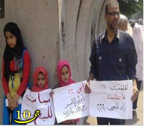 این مرد دخترانش را می فروشد!  عکس