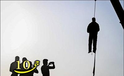 گزارش تصویری از اعدام قاتل کودک قزوینی (18 )