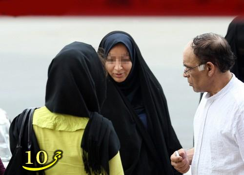 عكس هايي از جمع آوري دختران بد حجاب + دانشگاه آزاد و سطح شهر تهران
