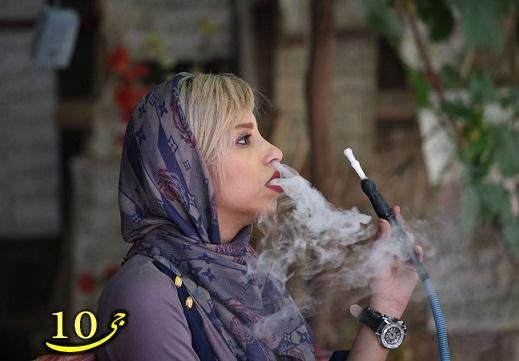 دختر شیرازی سوژه صفحه اول سایت یاهو!  عکس