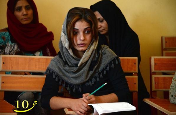زندان زنان در افغانستان + تصاویر