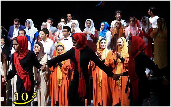 جدیدترین عکسهای منتشر شده از کنسرت مختلط در ماه رمضان