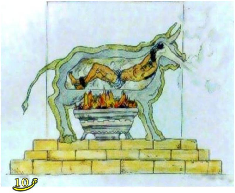 تصویری از دردناکترین شکنجه تاریخ