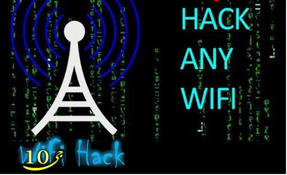 دانلود نرم افزار هک وای فای WIFI HACKER 2014 + دانلود برای اندروید