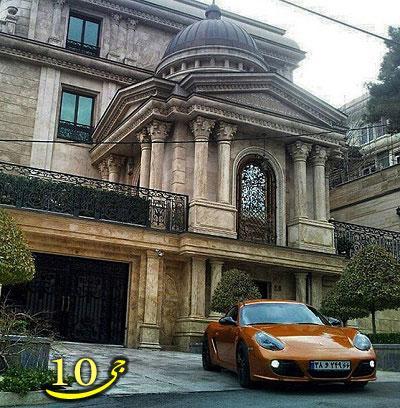 بچه پولدارهای تهران! اگر فکر می کنید این جوانان در امارات زندگی می کنند، در اشتباه اید