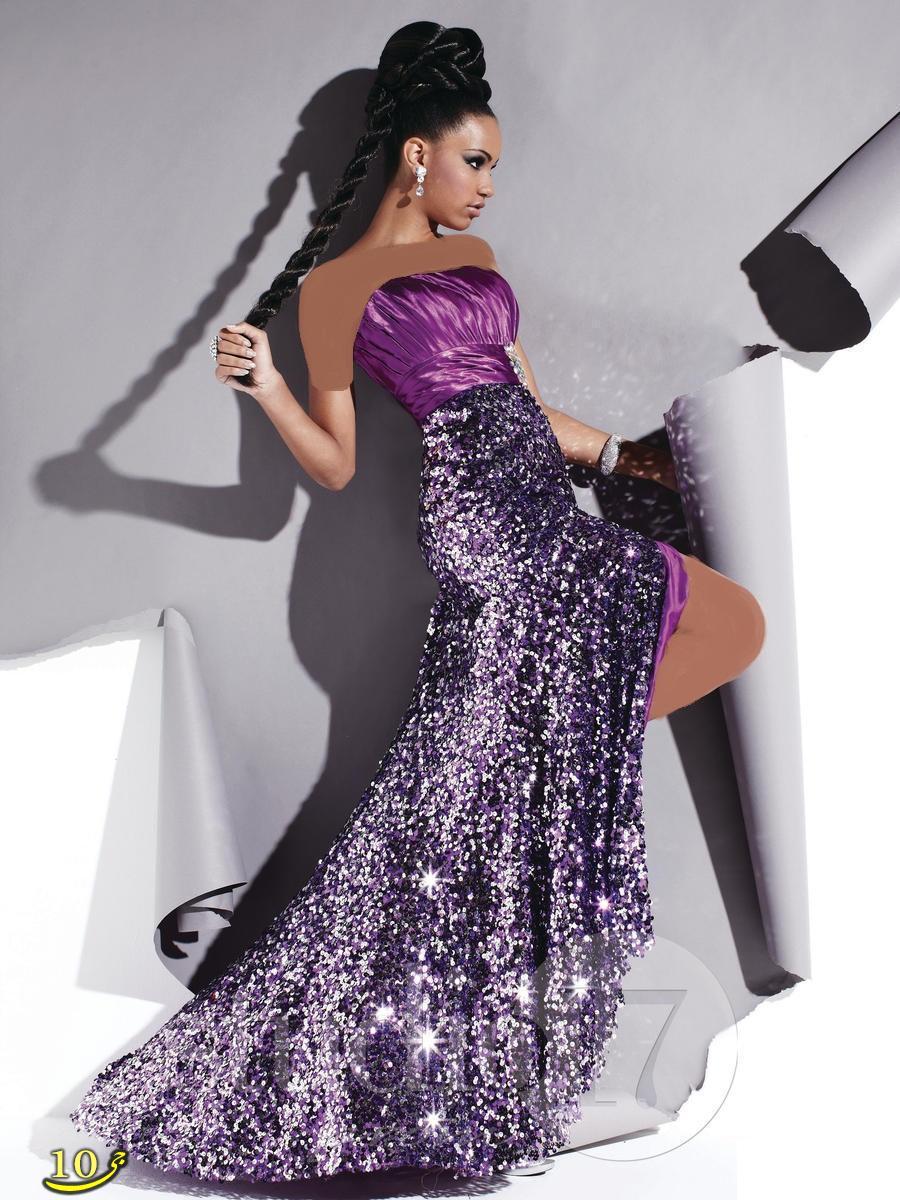جدیدترین مدل های زيبا لباس مجلسی و لباس شب