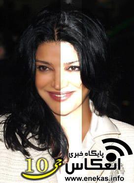 عاقبت بی بند و باری و فساد اخلاقی بازیگر زن ایرانی!