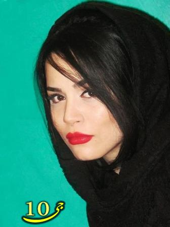 گریم مردانه ملیکا شریفی نیا+ عکس