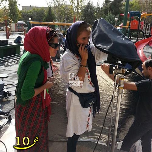 عکس های جدید شبنم قلی خانی پس از بازگشت به ایران