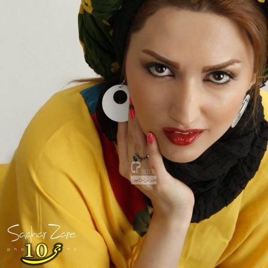جدیدترین عکس های سمیرا حسینی یکی از بازیگر خوب کشورمان