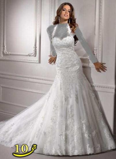 مدل های جدید و شیک لباس عروس