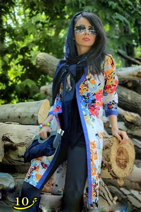 جدیدترین مدل مانتو های خوشگل ايراني