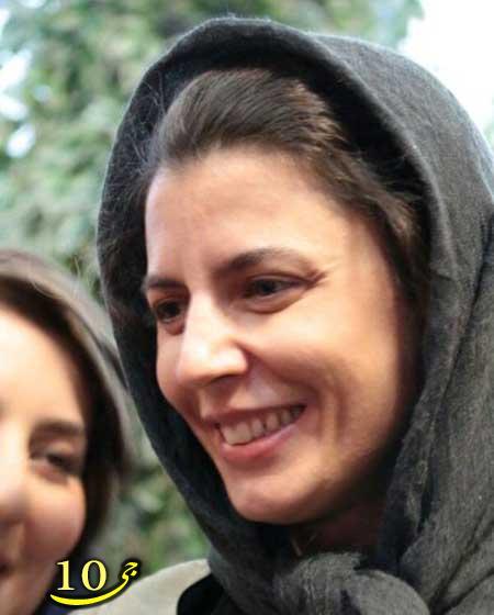 لیلا حاتمی در سینما استقلال (عکس جدید)