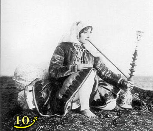 دختران ایرانی در 120 سال پیش چه شکلی بودند؟با عکس های جالب