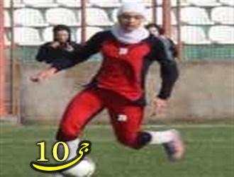 خانم گل فوتبال بانوان ایران؛ یک مرد است؟! +عکس