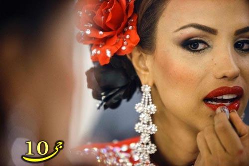 مسابقه جالب و دیدنی تغییر جنسیت مردان در تایلند+عکس