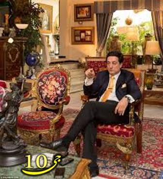 حرمسرای میلیونر ایرانی در اسپانیا