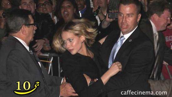 اتفاق جالب و عجیب برای ستاره مشهور زن هالیوودی (عکس)