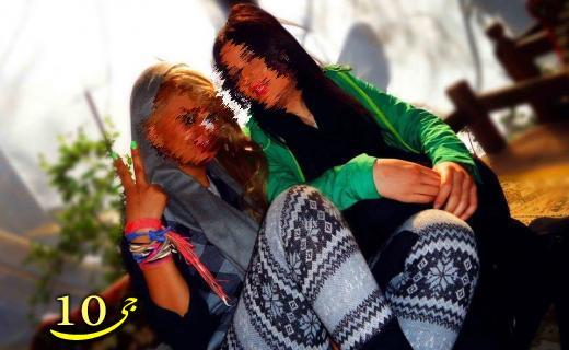 فستیوال دختران بی حجاب در تهران +تصاویر جدید