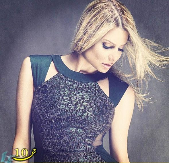 عکس های جدید ندا کلاهی مدل زیبای ایرانی