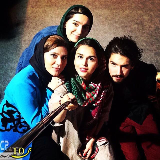 جدید ترین عکس های سحر دولتشاهی