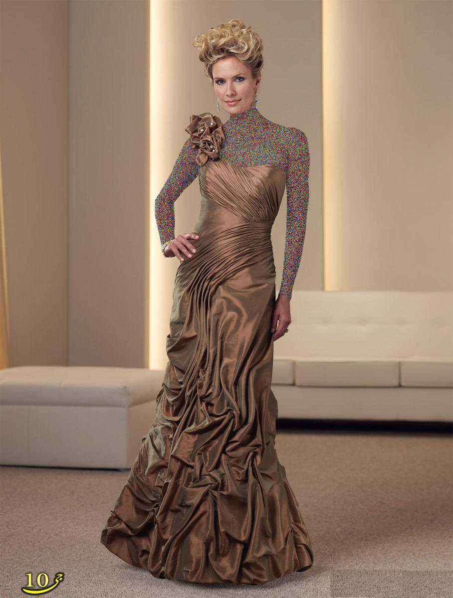 جديدترين مدل لباس مجلسی دخترانه