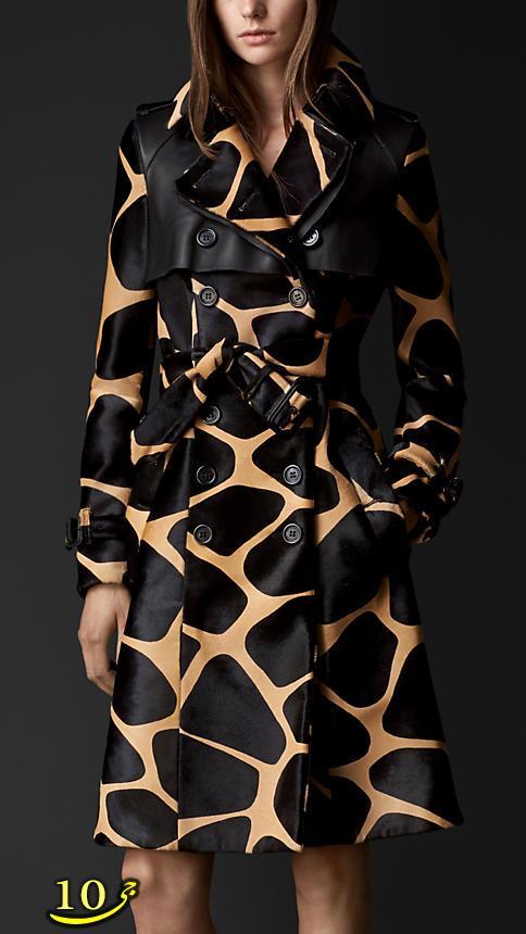 شيک ترين مدل پالتو دخترانه 2014