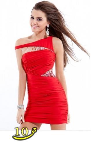 مدل لباس مجلسی شیک برند Rachel Allan
