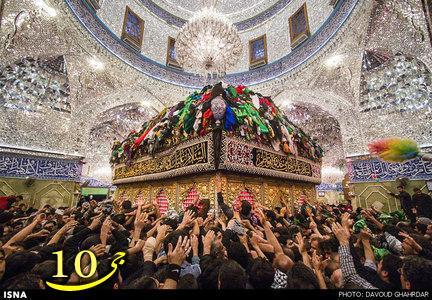 زیباترین عکسهای اربعین حسینی در کربلا