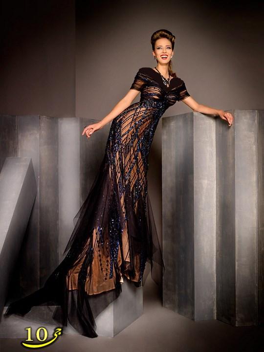 مدل های جدید لباس مجلسی دخترانه ۲۰۱۴