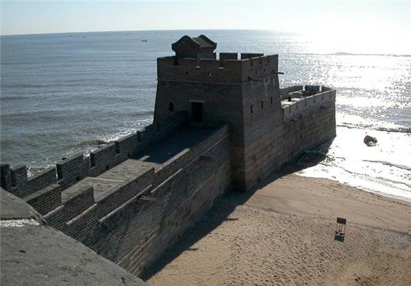 انتهای دیوار چین +عکس