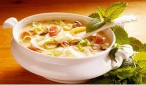 دستور پخت سوپ رژیمی و چربی سوز