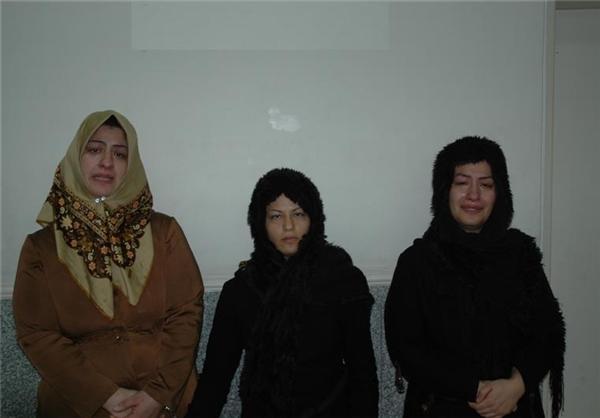 دخترخالههای سارق /عکس