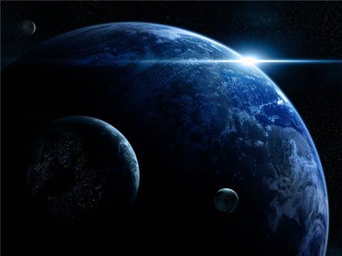 30 آذر تا 2 دی ماه زمین خاموش می شود!(آخر الزمان در ماه آینده فرا میرسد)