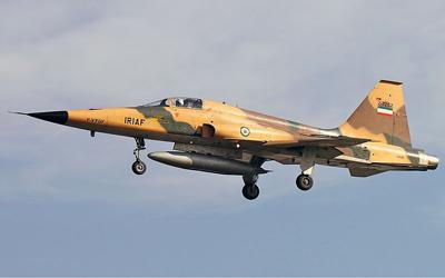 نیروی هوایی ایران و بمباران داعش (عکس)