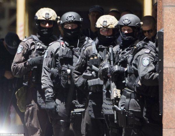 گروگان گیری داعش در استرالیا (عکس)