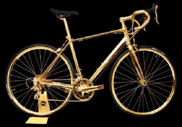 تولید قیمتی ترین دوچرخه ها (عکس)