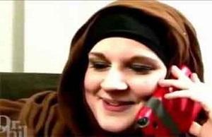 خواننده زن رپ آمریکایی مسلمان شد! +عکس