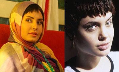 تصاویر/ شباهت بازیگران ایرانی با چهرههای جهانی