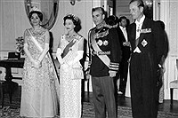 گزارشی از سفر ۹ روزه ملکه انگلیس به ایران