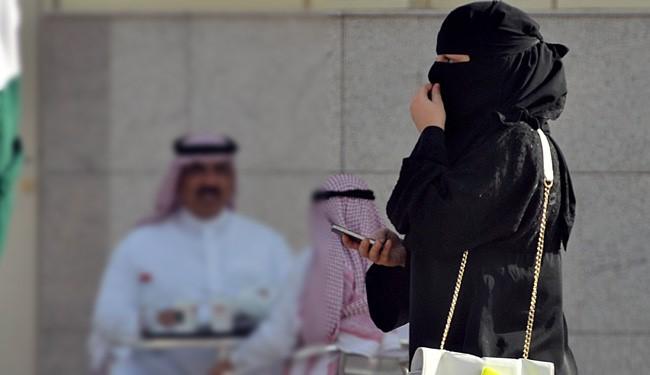مزاحمت های خیابانی در عربستان برای دخترها + عکس