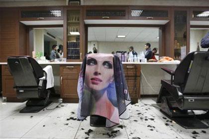 آرایشگر مرد برای آرایش بانوان در تهران !!