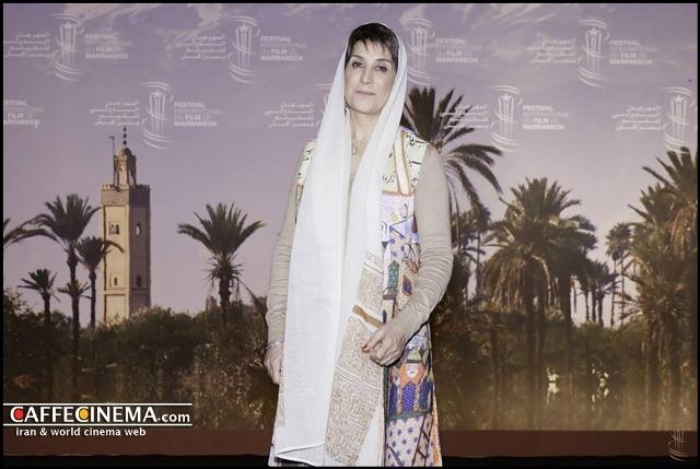 لباس های جالب فاطمه معتمد آریا در مراکش/تصاویر
