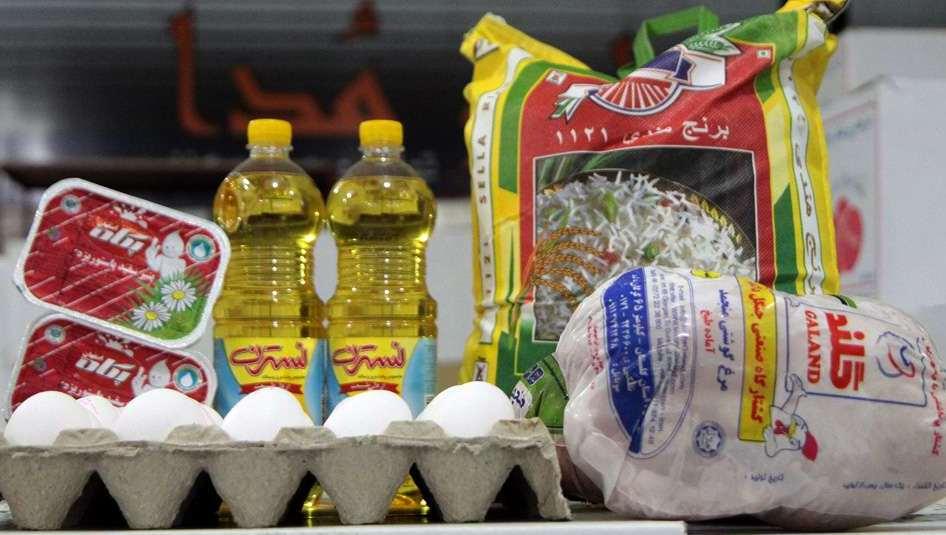 زمان توزیع بسته چهارم امنیت غذایی