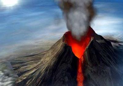 دانستنیهای آتشفشانی