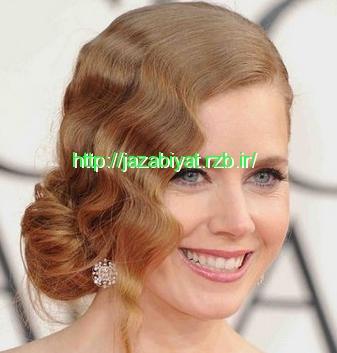 فرمول رنگ موی بلوند Amy Adams