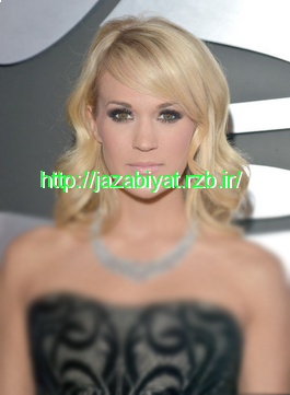 فرمول رنگ موی Carrie Underwood