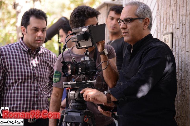 عکس های جدید از سریال در حاشیه مهران مدیری 94