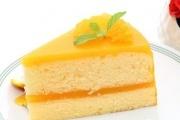 طرز تهیه ی کیک شیفون با رویه پرتقالی